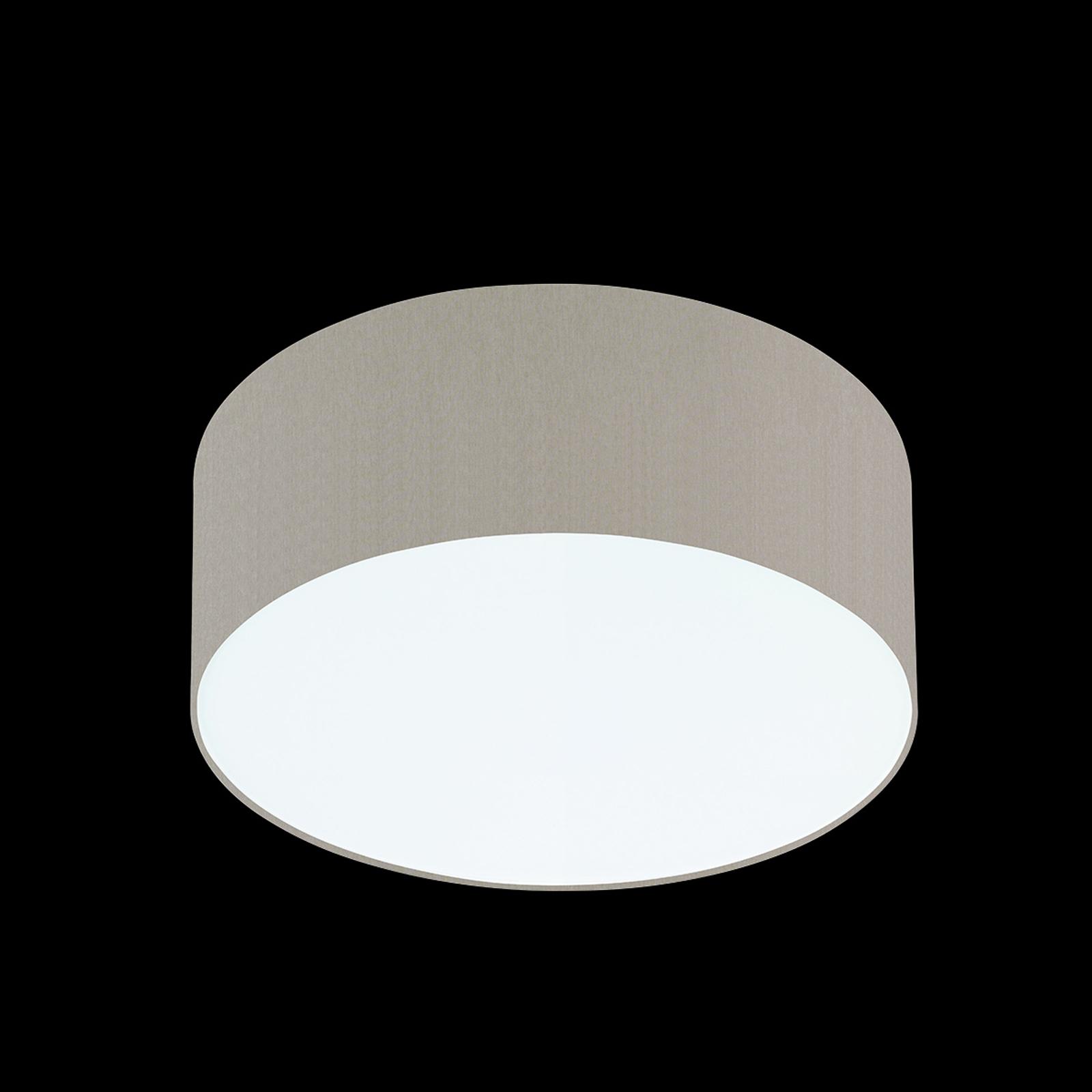 Lampa sufitowa MARA, 40 cm, brązowy melanż
