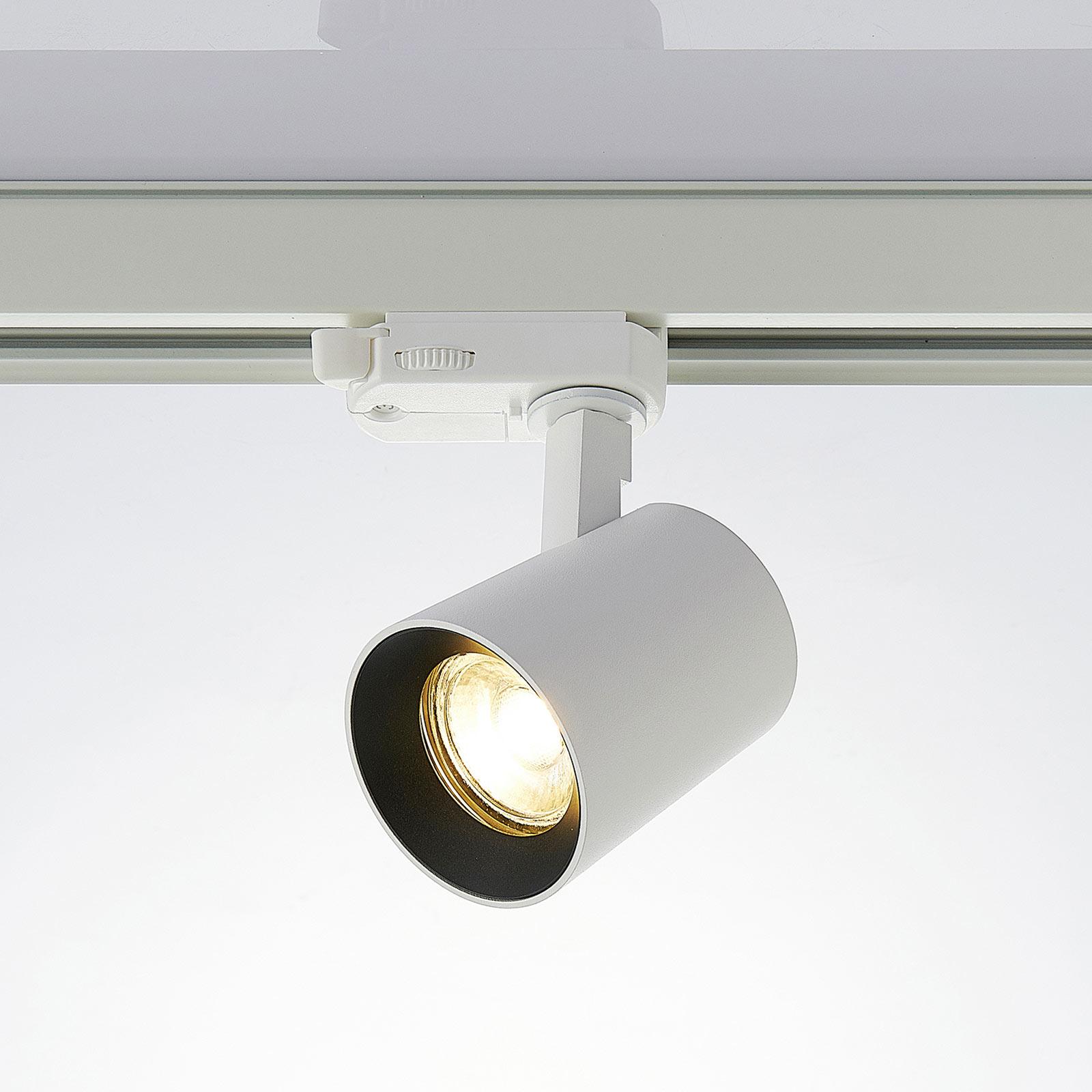 3-fazowy system szynowy, reflektor Iavo, biały