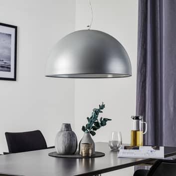 Lampada a sospensione CUPOLA, 54 cm alluminio
