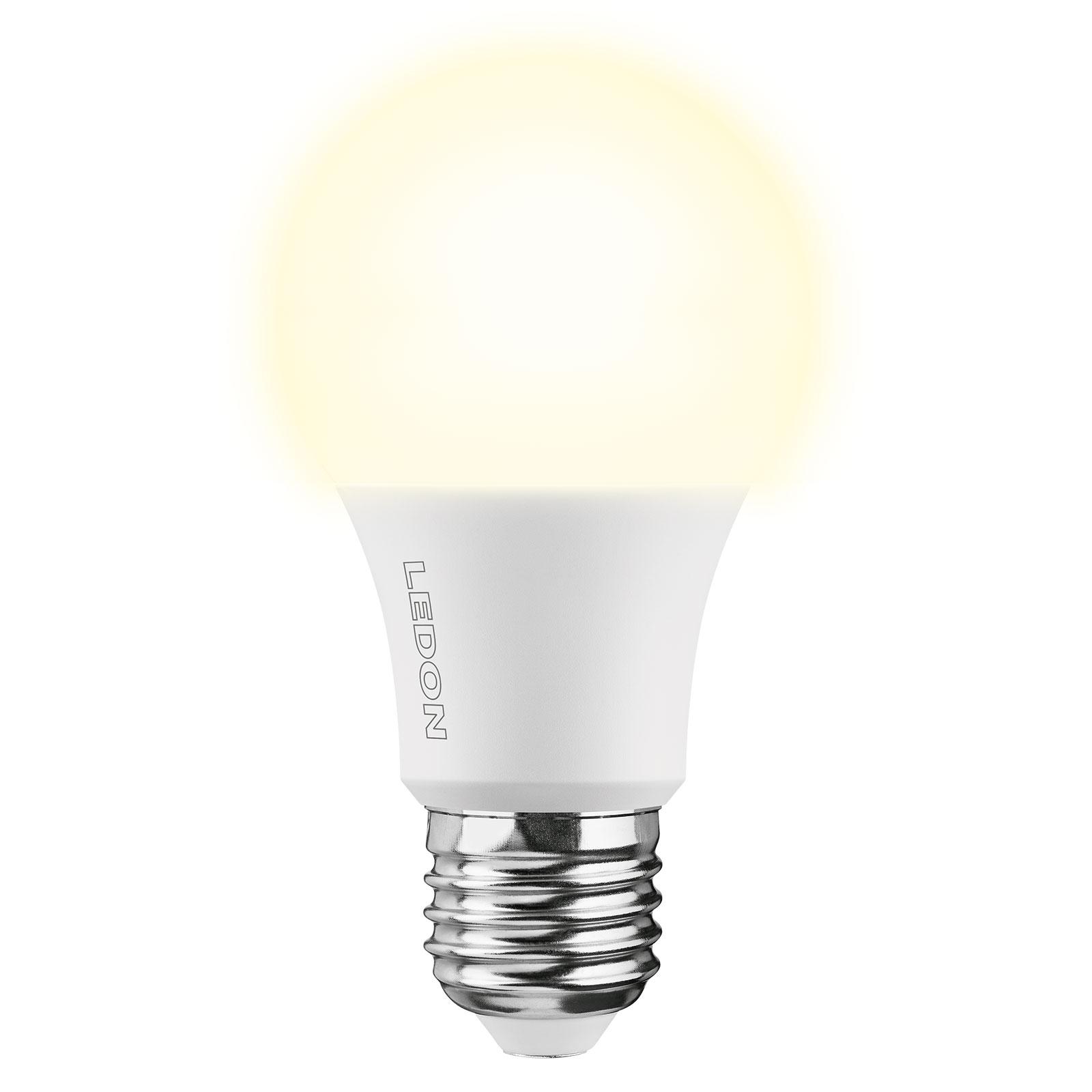 Ledon LED žárovka E27 9,5W, teplá bílá 927 nestmívatelná