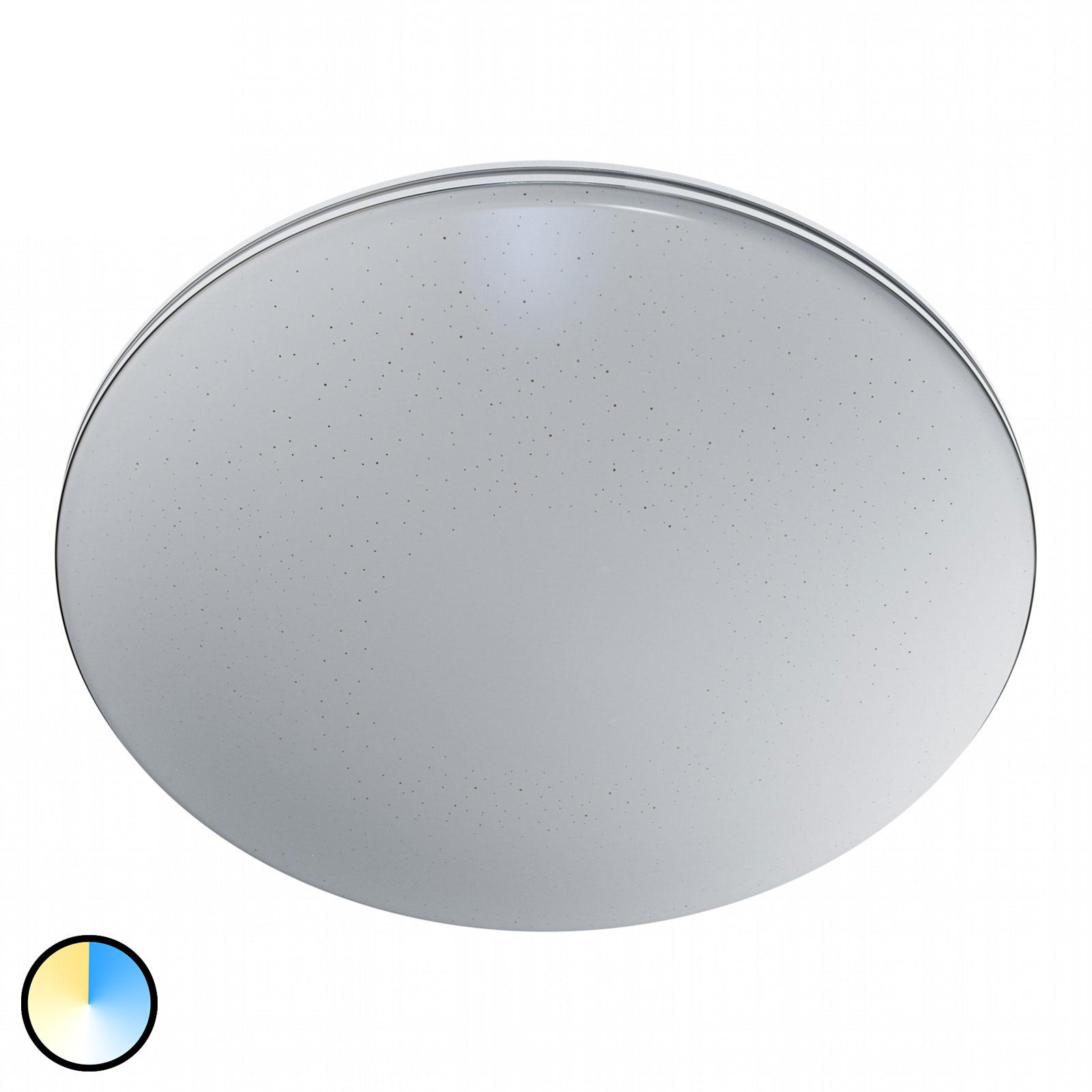 LEDVANCE Orbis Sparkle lampa sufitowa LED Remote50