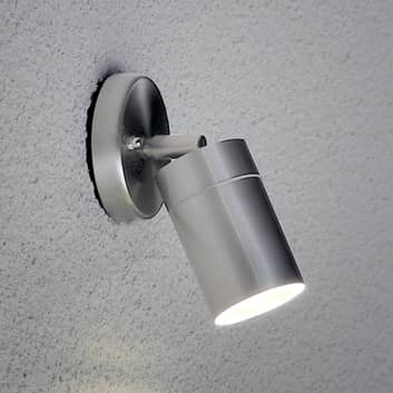 Udendørs væglampe New Modena, rustfrit stål