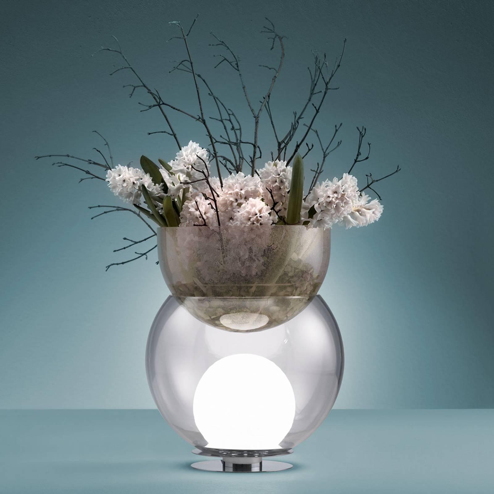 Decoratieve tafellamp Giova, 50 cm