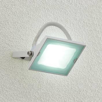 Lindby Aine spot LED da esterni bianco 6,7 cm