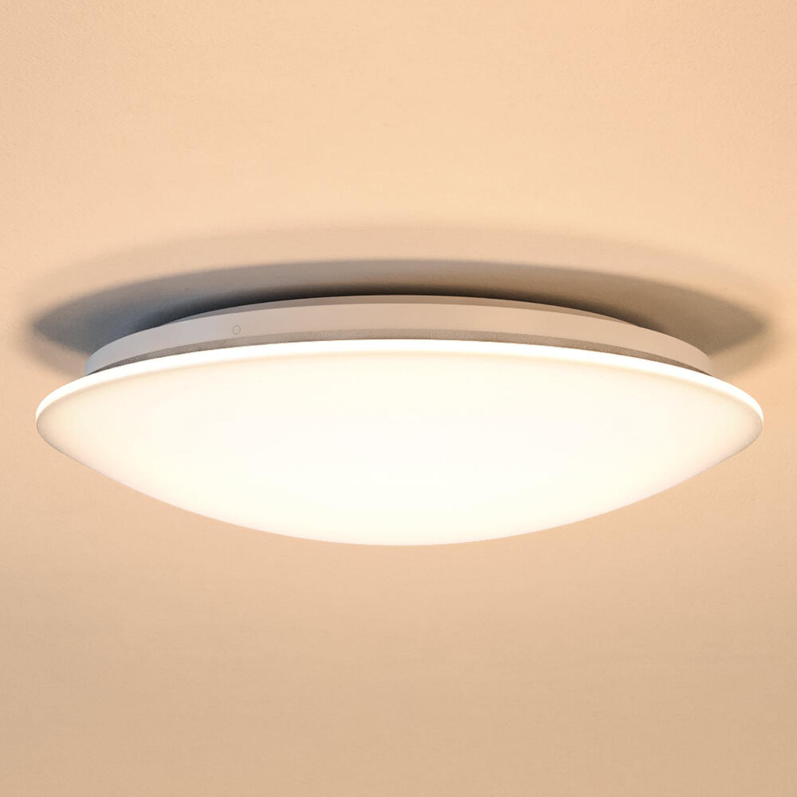 Lyssterk LED taklampe Mauve 2000 lumen