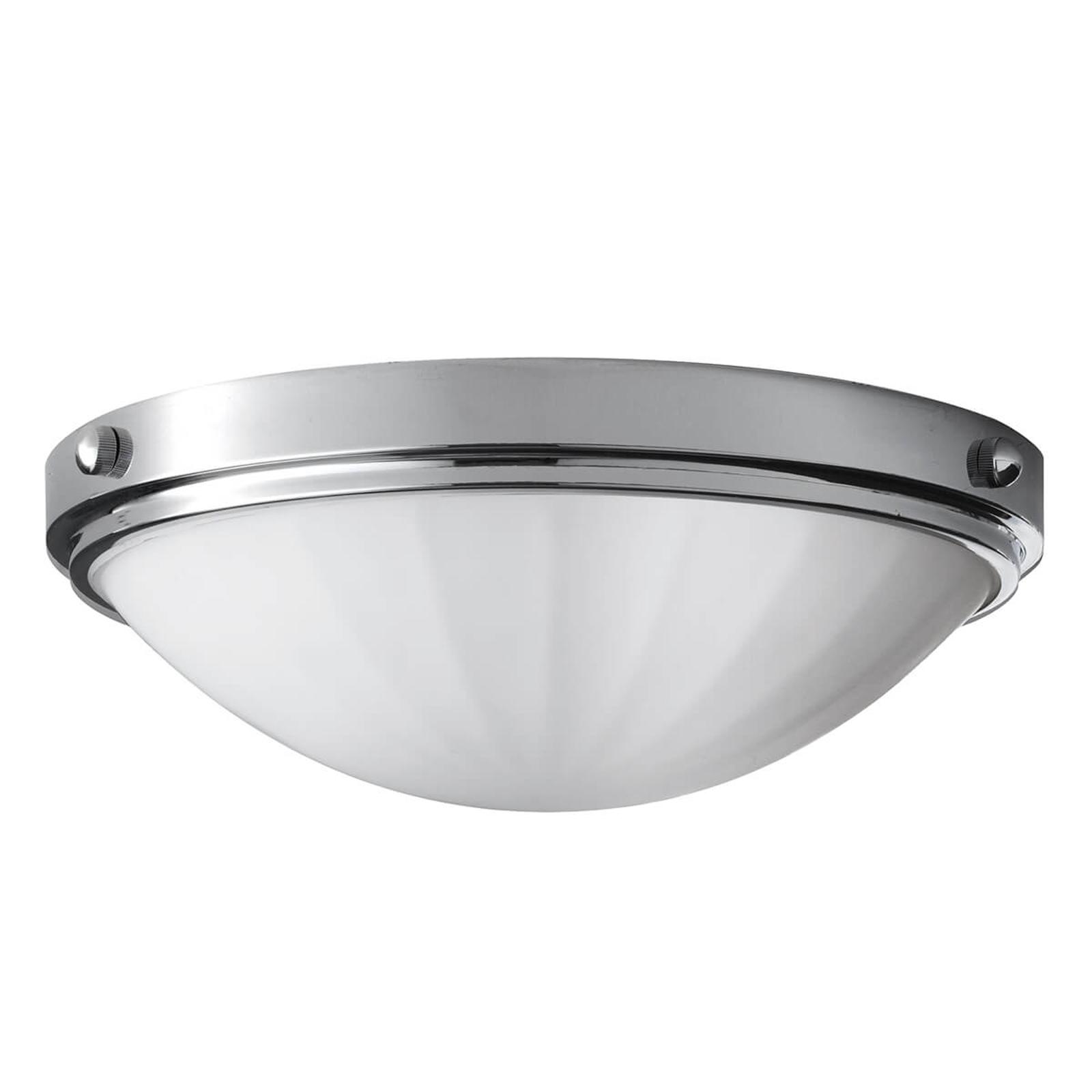 Fantastyczna lampa sufitowa Perry do łazienki
