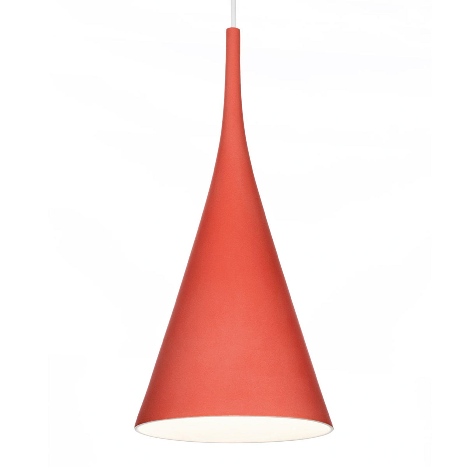 Innolux Lambada závěsné světlo červená