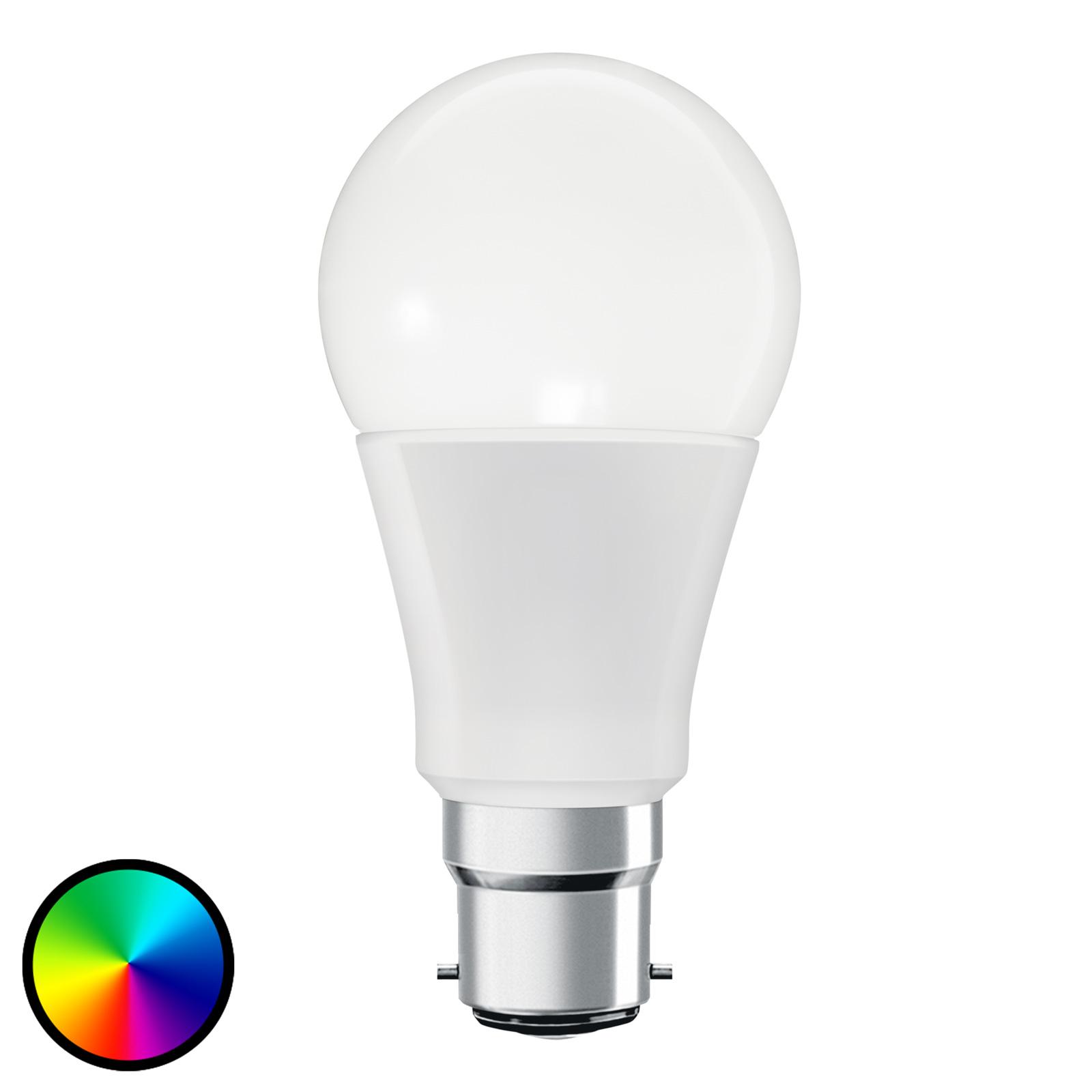 LEDVANCE SMART+ ZigBee B22d 10W RVB 2000-6500K