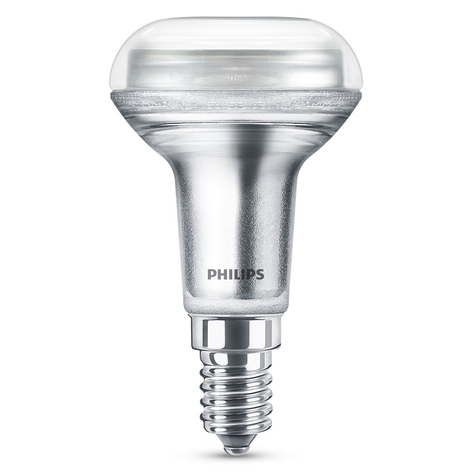 Philips E14 4,3 W 827 réflecteur LED R50, dimmable