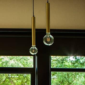 SEGULA LED-Globelampe E27 3,5W 2.200K klar dimmbar