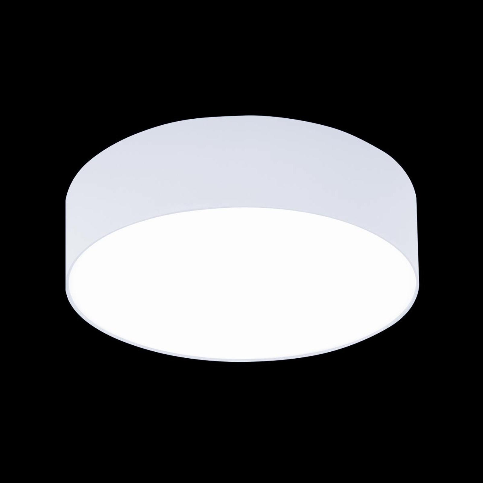 Biała lampa sufitowa MARA, 50 cm