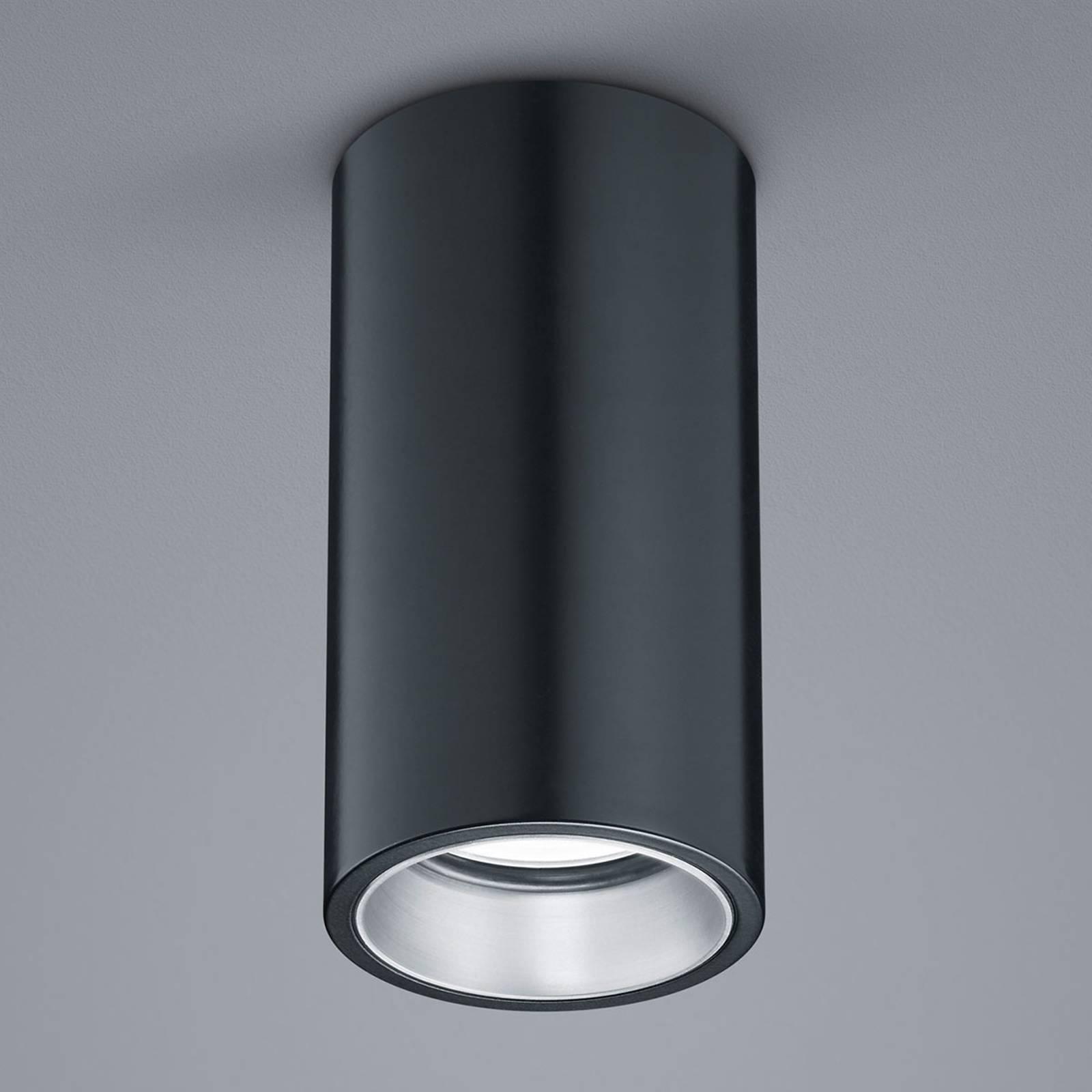 Baulmann 83.129 Deckenleuchte schwarz-silber