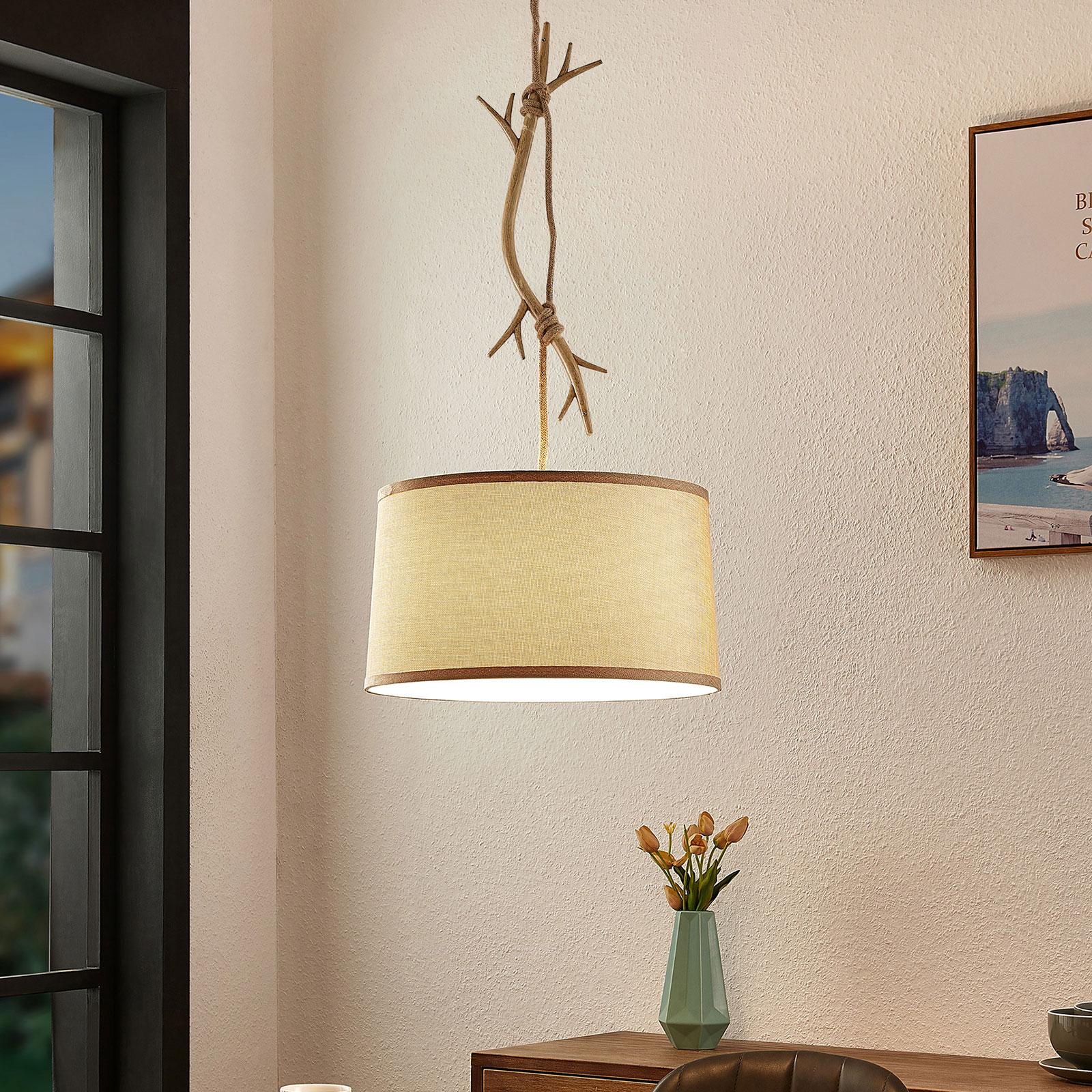 Lindby Umut lampa wisząca, 1-punktowa