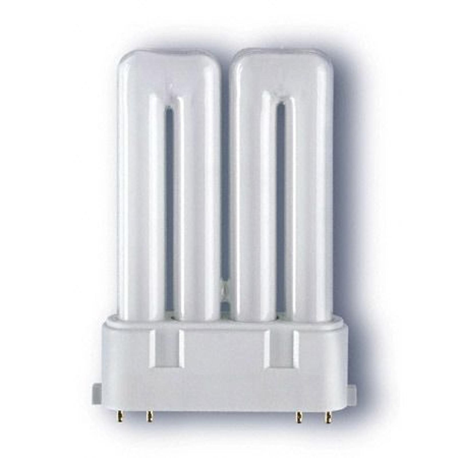 2G10 Kompaktleuchtstofflampe Dulux F 18W/830