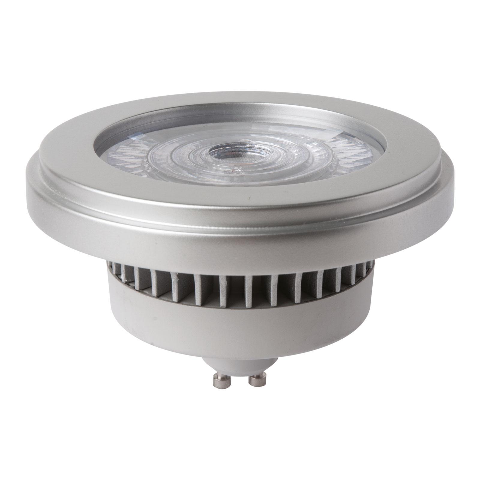 Reflektor LED GU10 11W Dual Beam uniwersalna biel