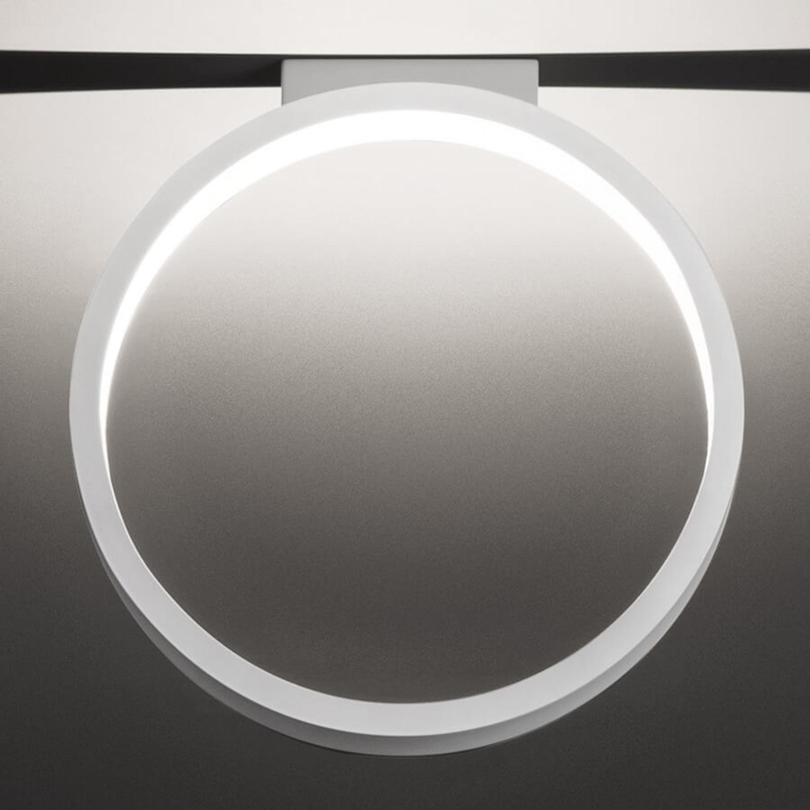 Lampa sufitowa Assolo, pierścień, 43 cm