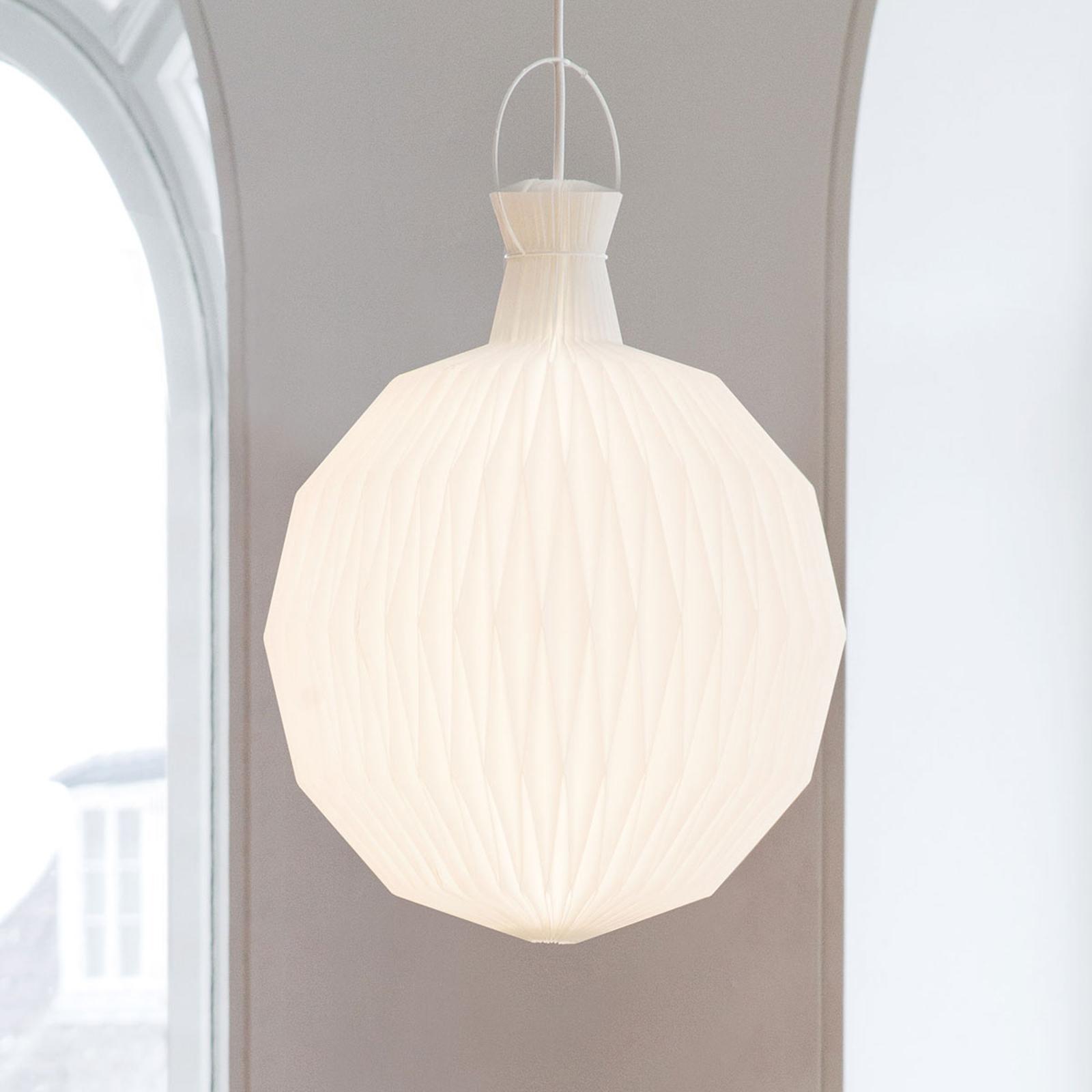 LE KLINT 101 Medium, ručně skládané závěsné světlo