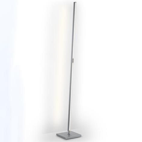 Lampada LED da terra Meli a comando gestuale