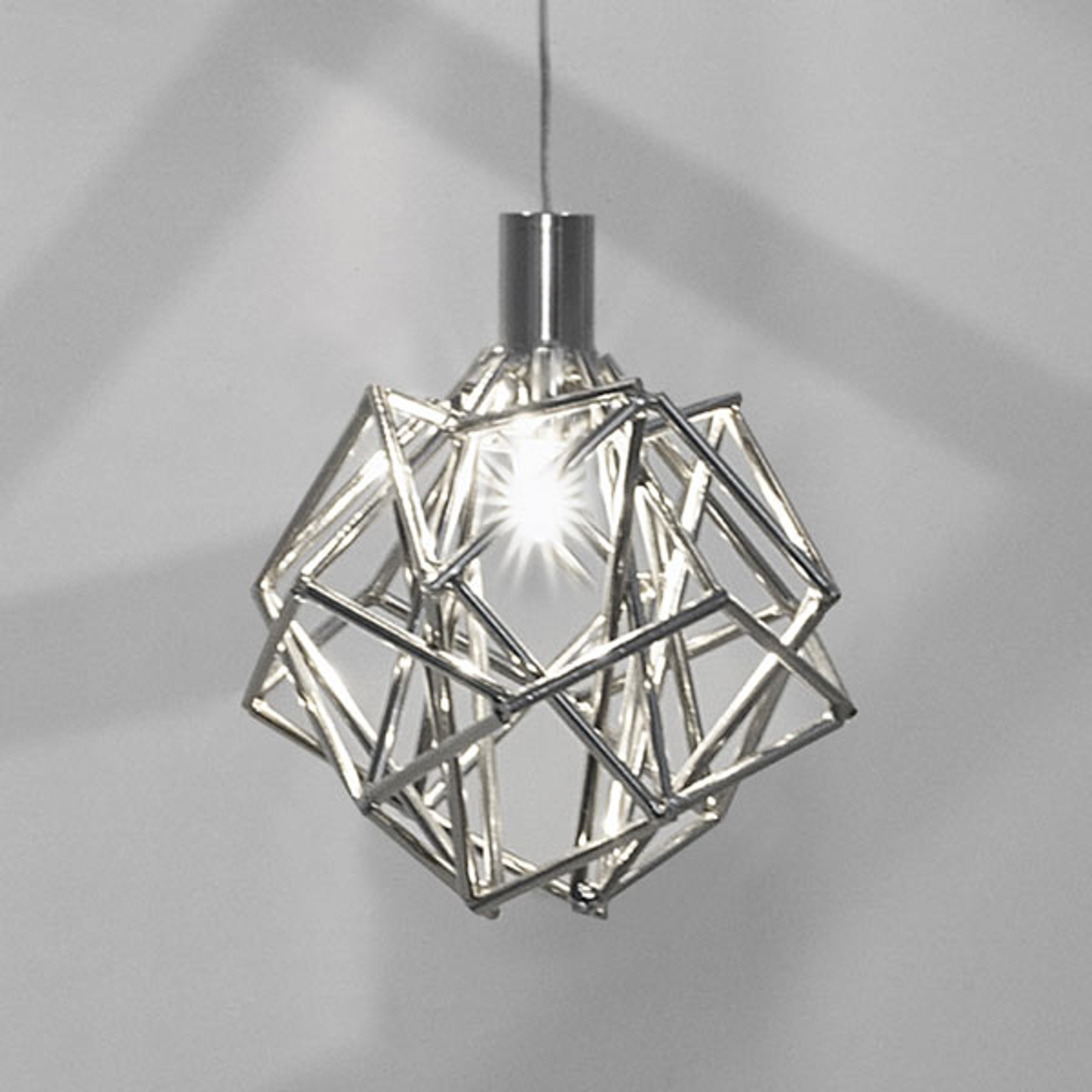 Terzani Etoile designer-hengelampe 1 lyskilde