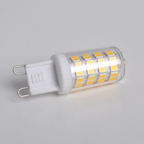LED-stiftpære G9 3W, varmhvit, 330 lumen