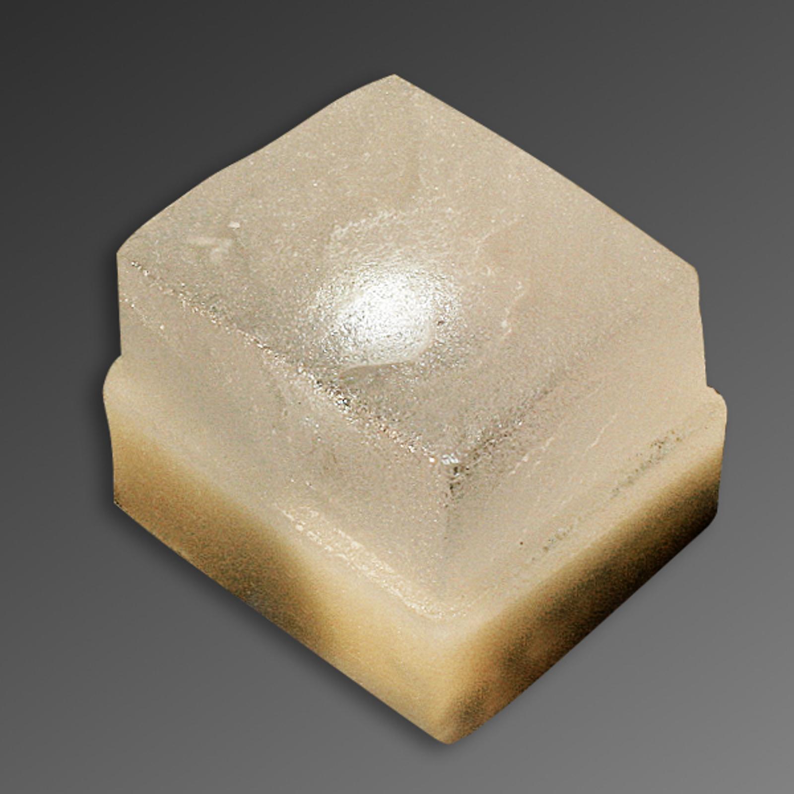 Light Stone Beton -mukulakivi LEDillä, 10 cm