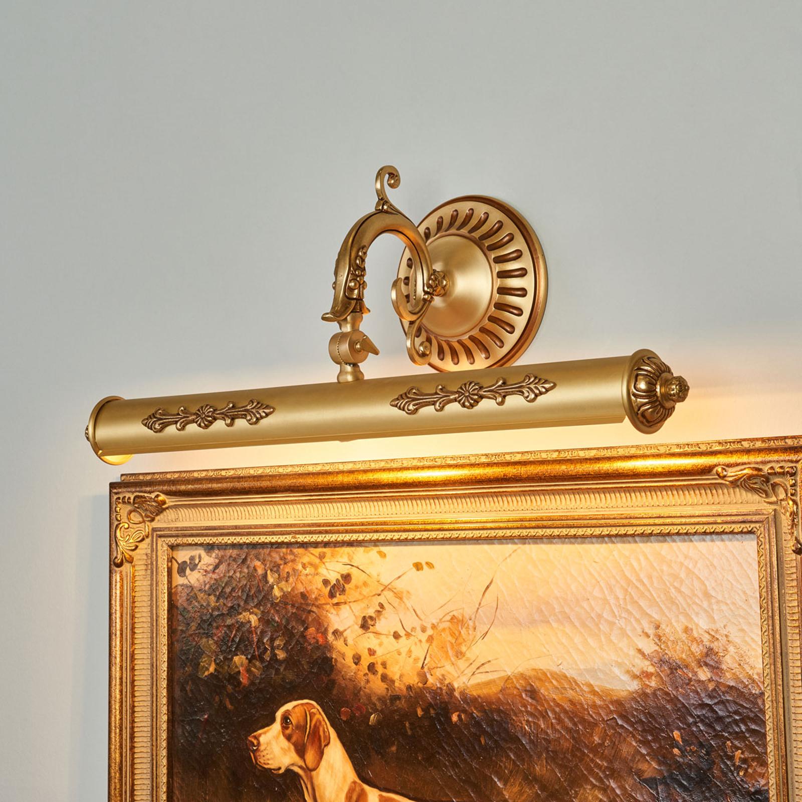 Applique pour tableau Eligio ornée, 55cm