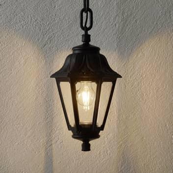 LED-Hängeleuchte außen Sichem Anna klar 6W 2.700K