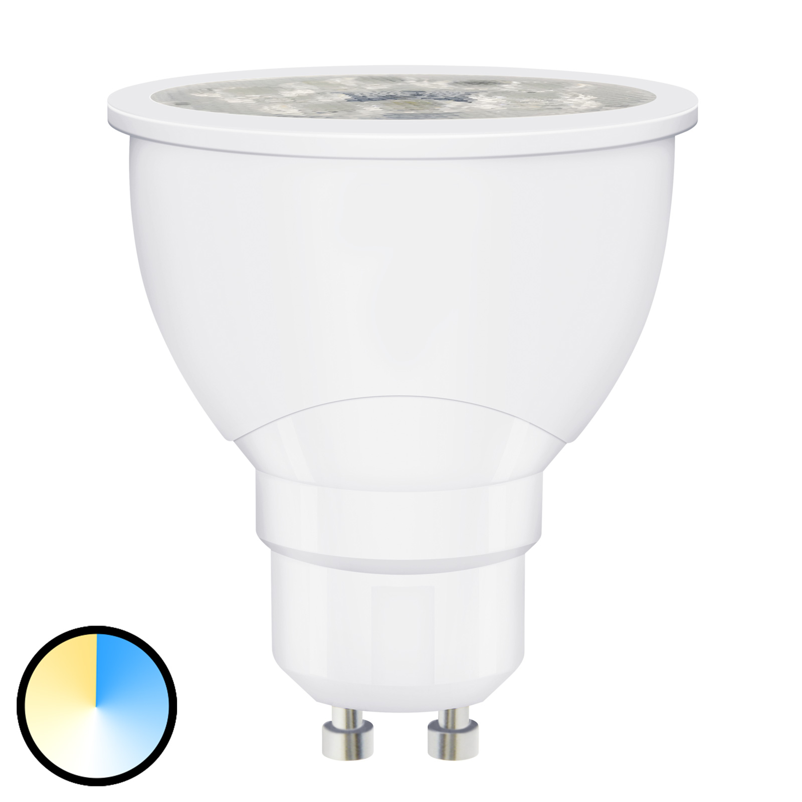 LEDVANCE SMART+ ZigBee GU10 5.5W RGB 2000-6500K_6106200_1