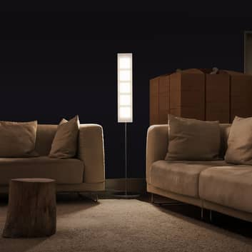 OMLED One f5 golvlampa med OLED:er