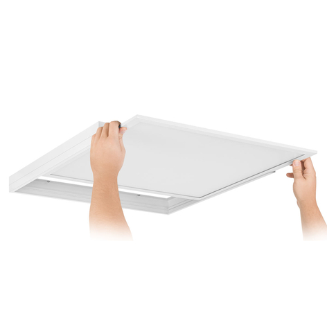 Marco de montaje de panel LED Galileo 119,7x29,7cm