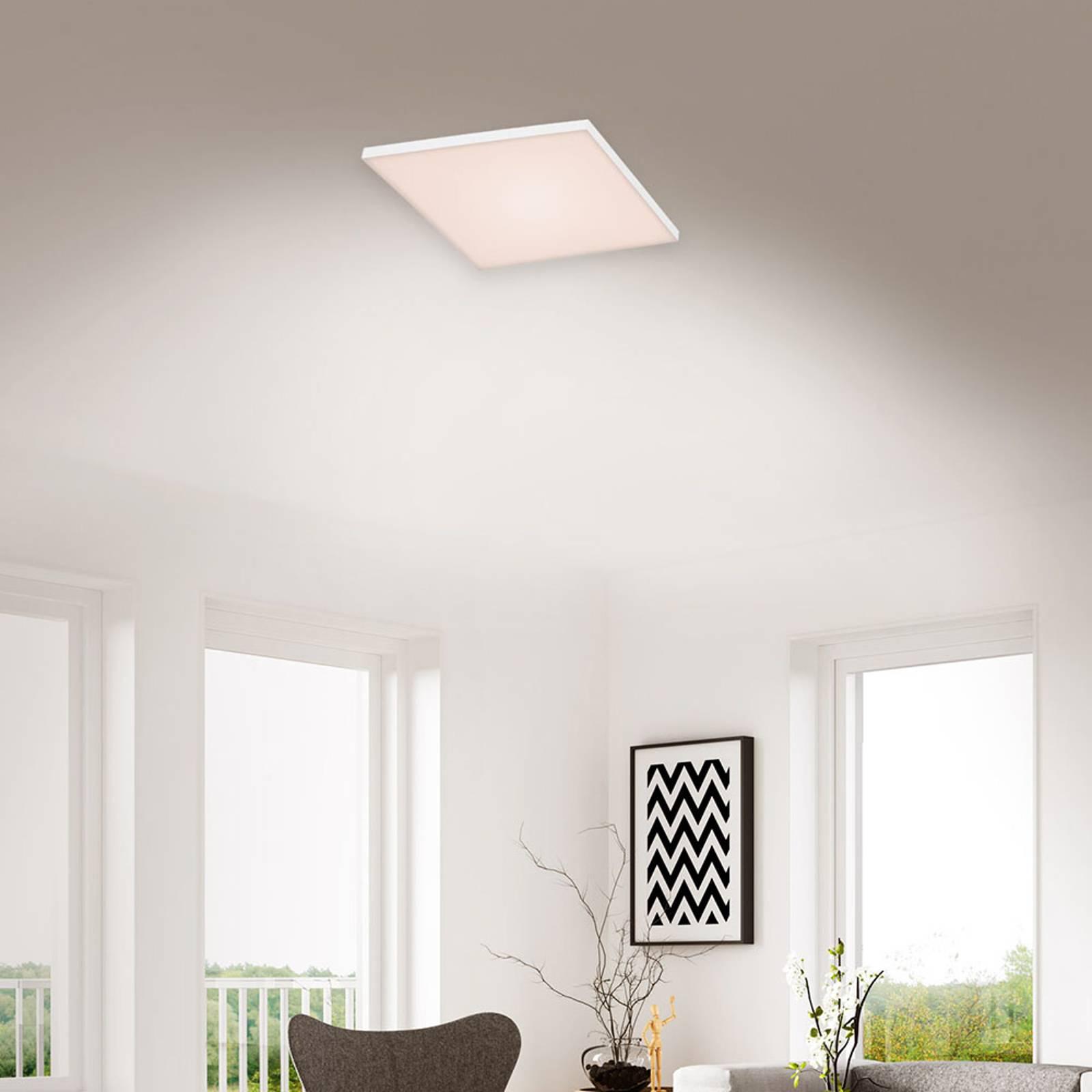 Lampa sufitowa LED Frameless RGBW, 30x30cm
