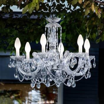 Lámpara de araña Drylight para exterior