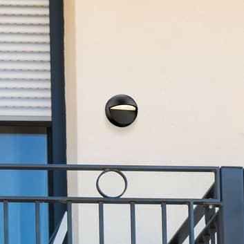 Westinghouse Winslett LED-væglampe, dæmpbar, sort