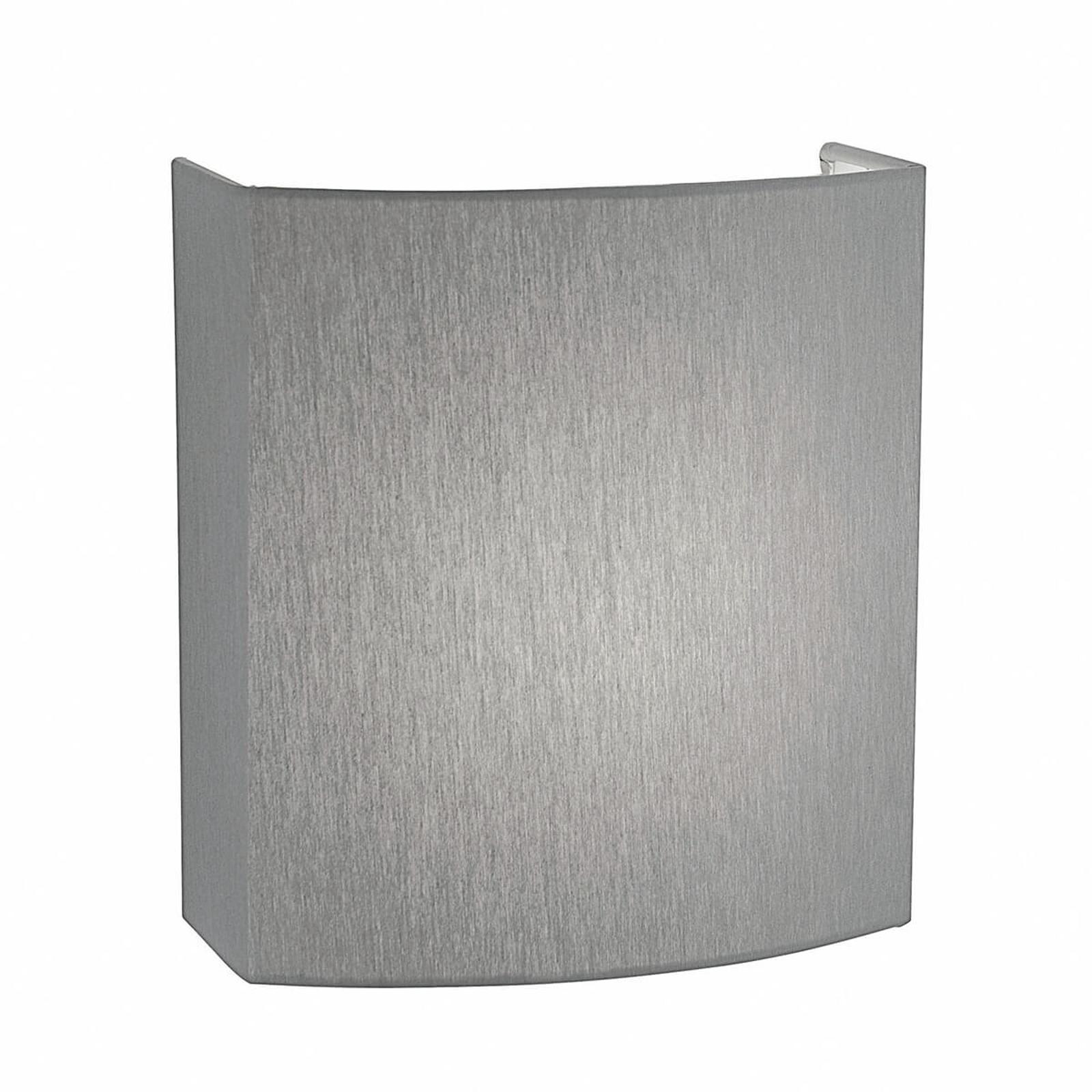 Chintz gris clair - applique LED Livia, dimmable