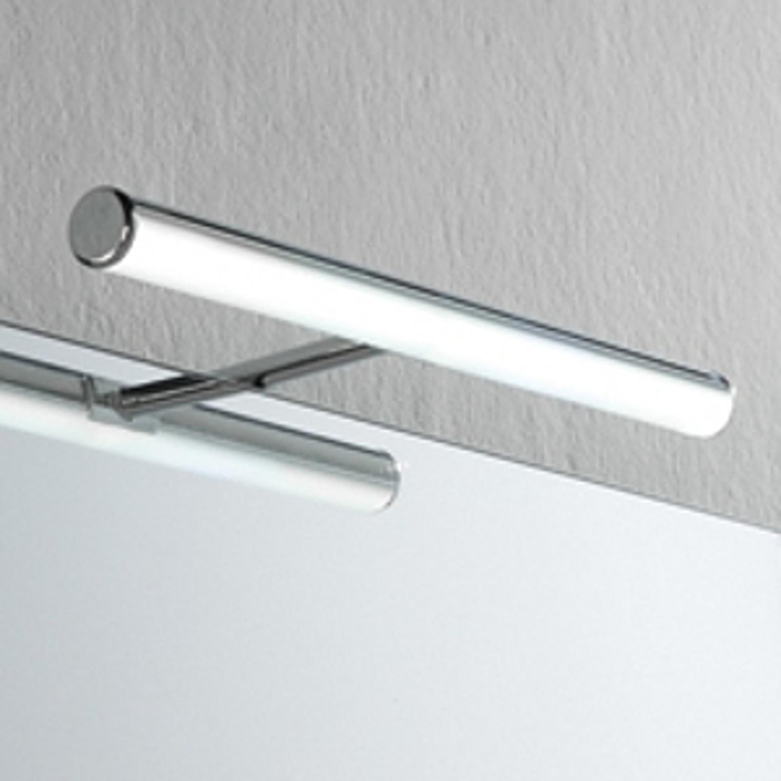 LED-spejllampe Iren S3, kapslingsklasse IP44