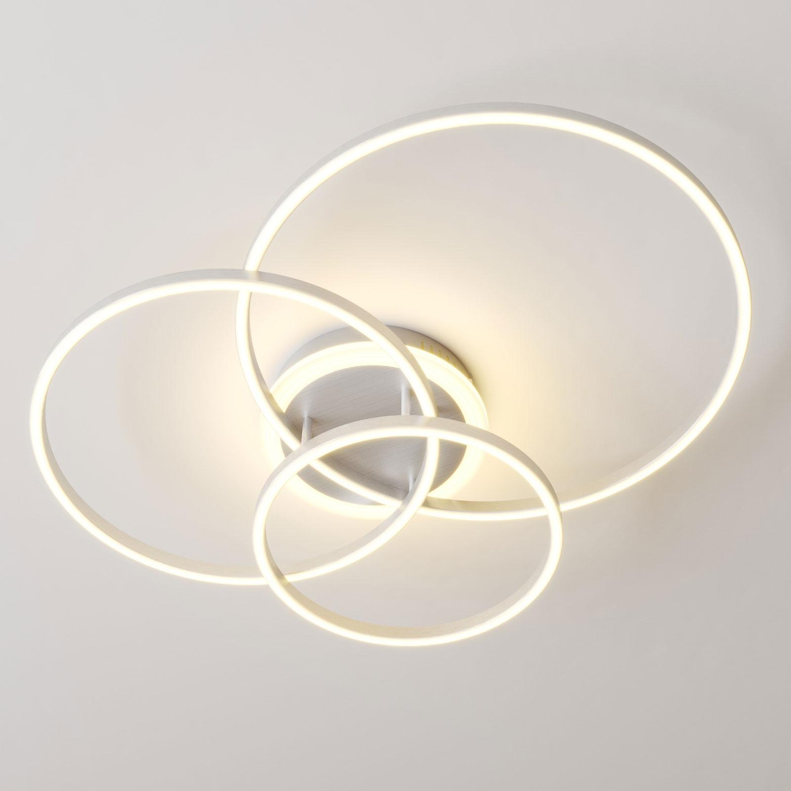 Lindby Smart Tula LED-taklampa