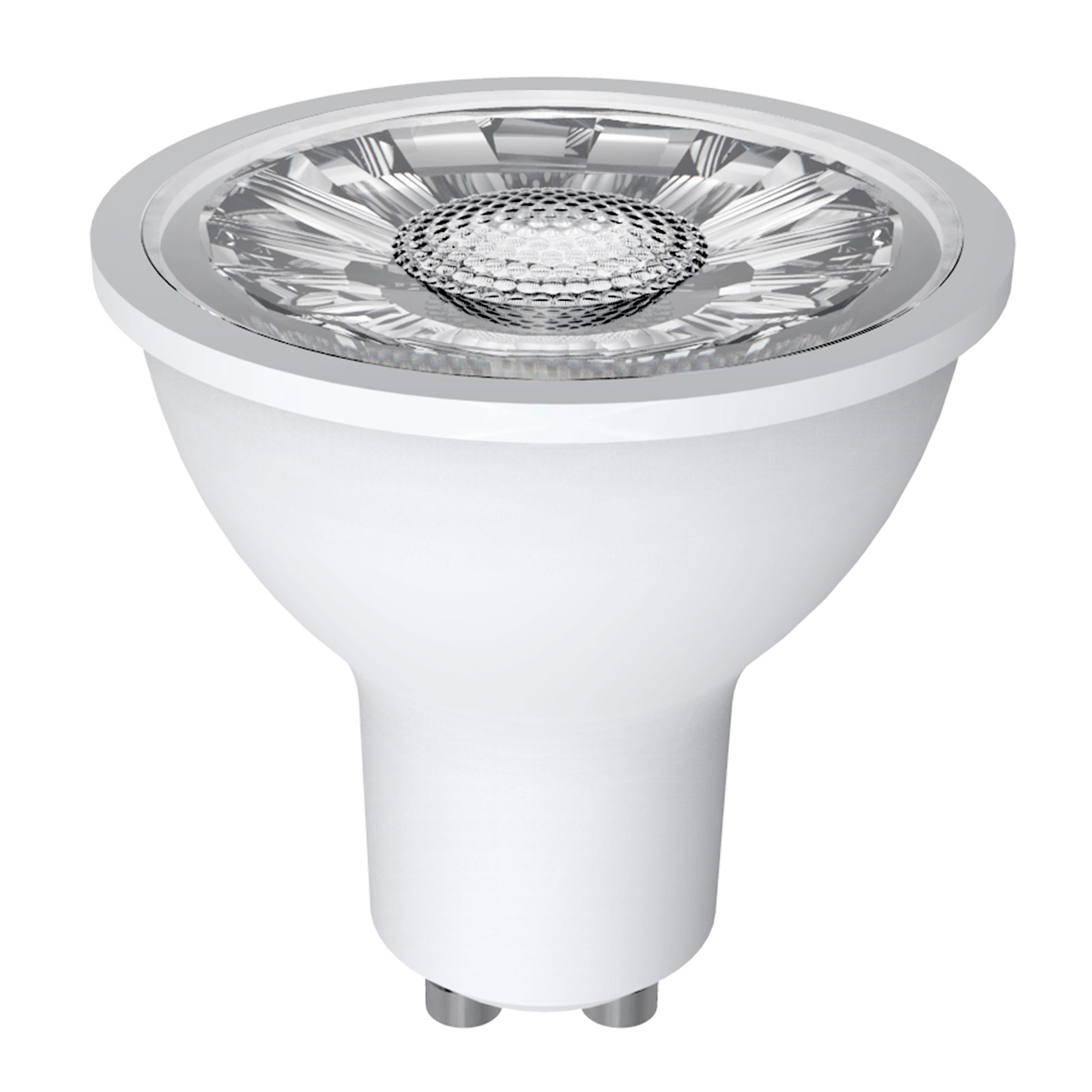 LED-Reflektor GU10 5,5W 345lm 36° 2.700K klar