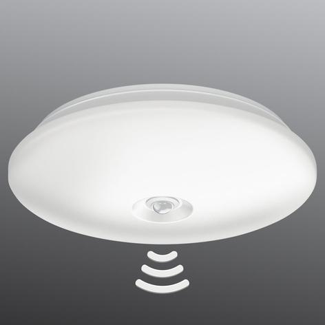 Plafonnier LED Mauve avec capteur IR, Ø 32 cm