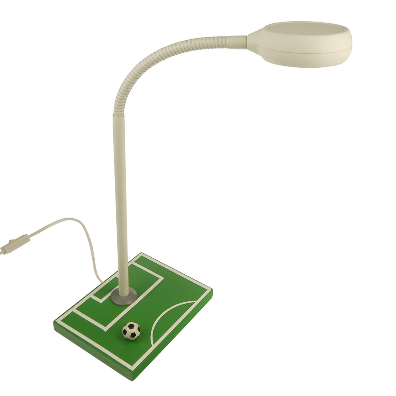 Stolní lampa Fußballfeld