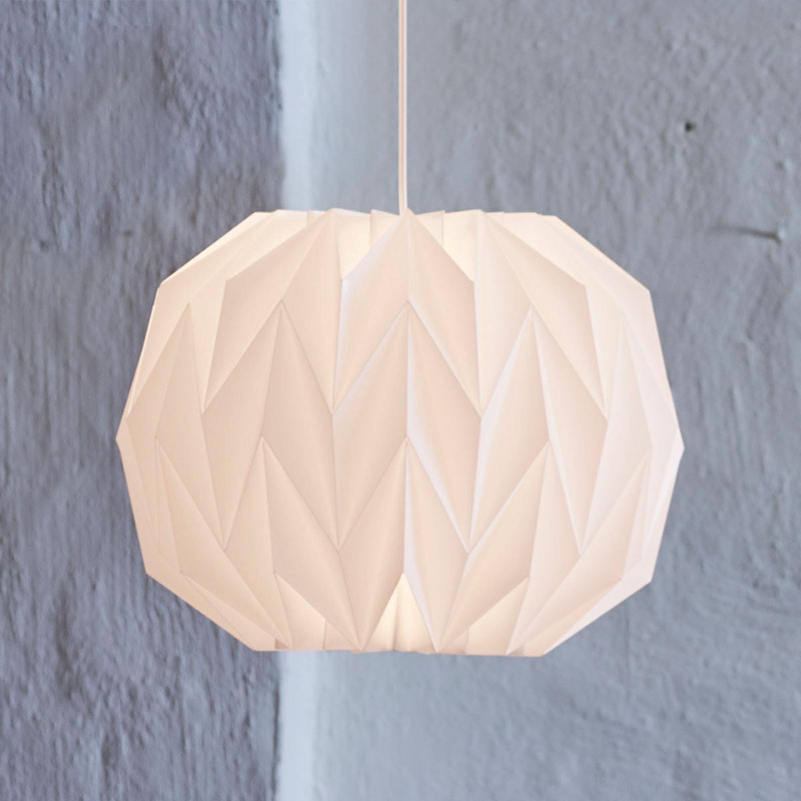 LE KLINT 157 Medium ručně skládané závěsné světlo
