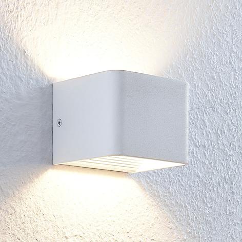 Applique LED Lonisa avec un éclairage agréable
