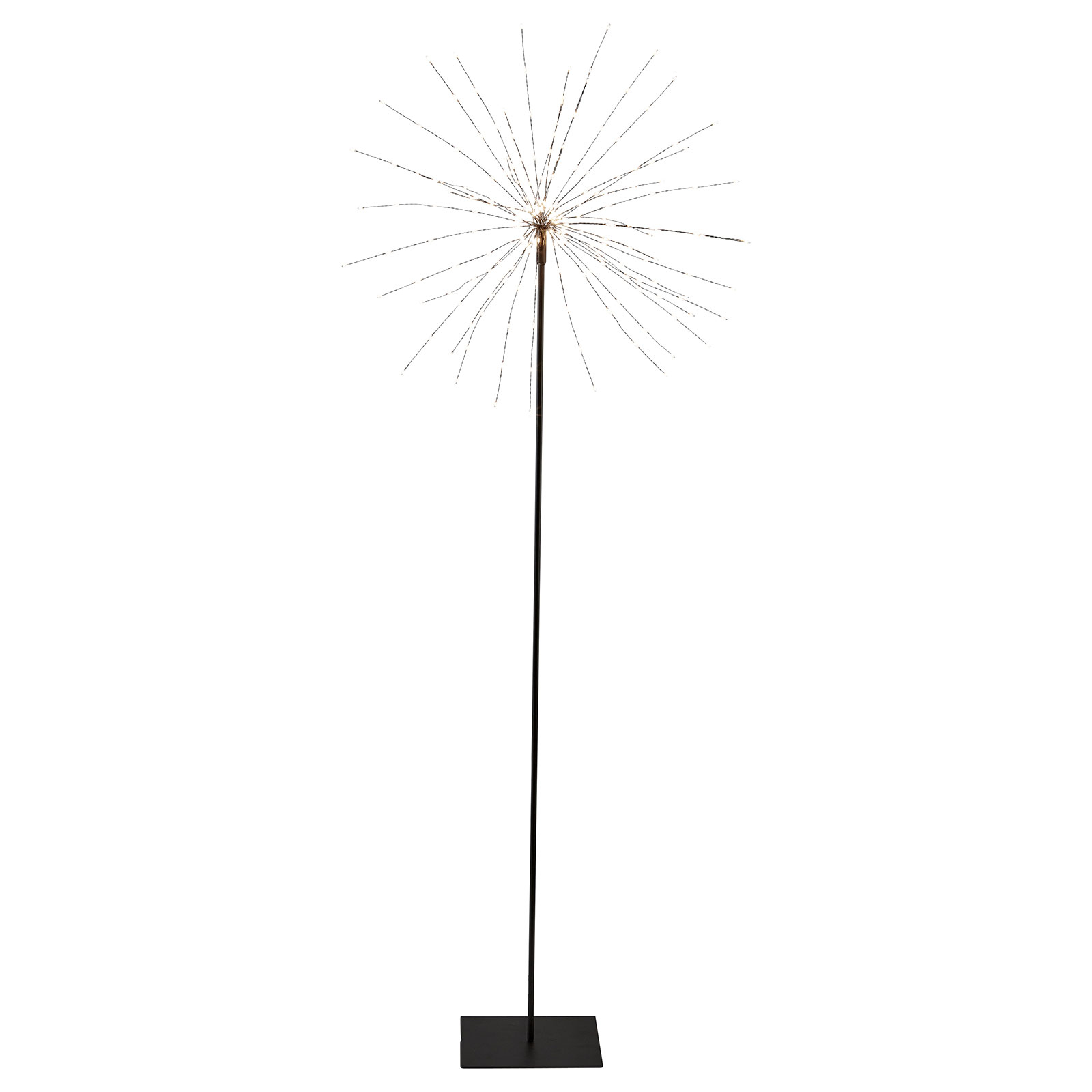 LED-dekorbelysning Firework i 3D höjd 130 cm