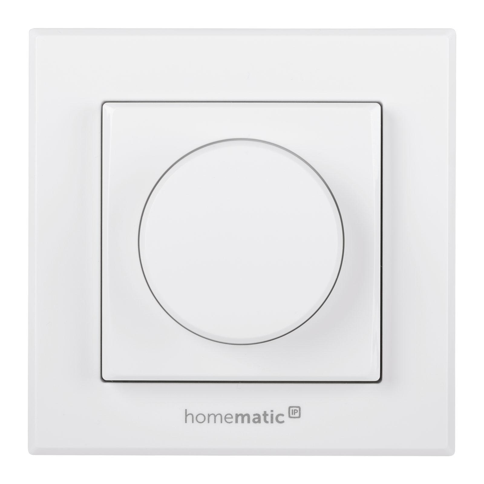 Homematic IP bouton curseur