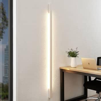 Arcchio Ivano LED-væglampe, 170 cm, hvid