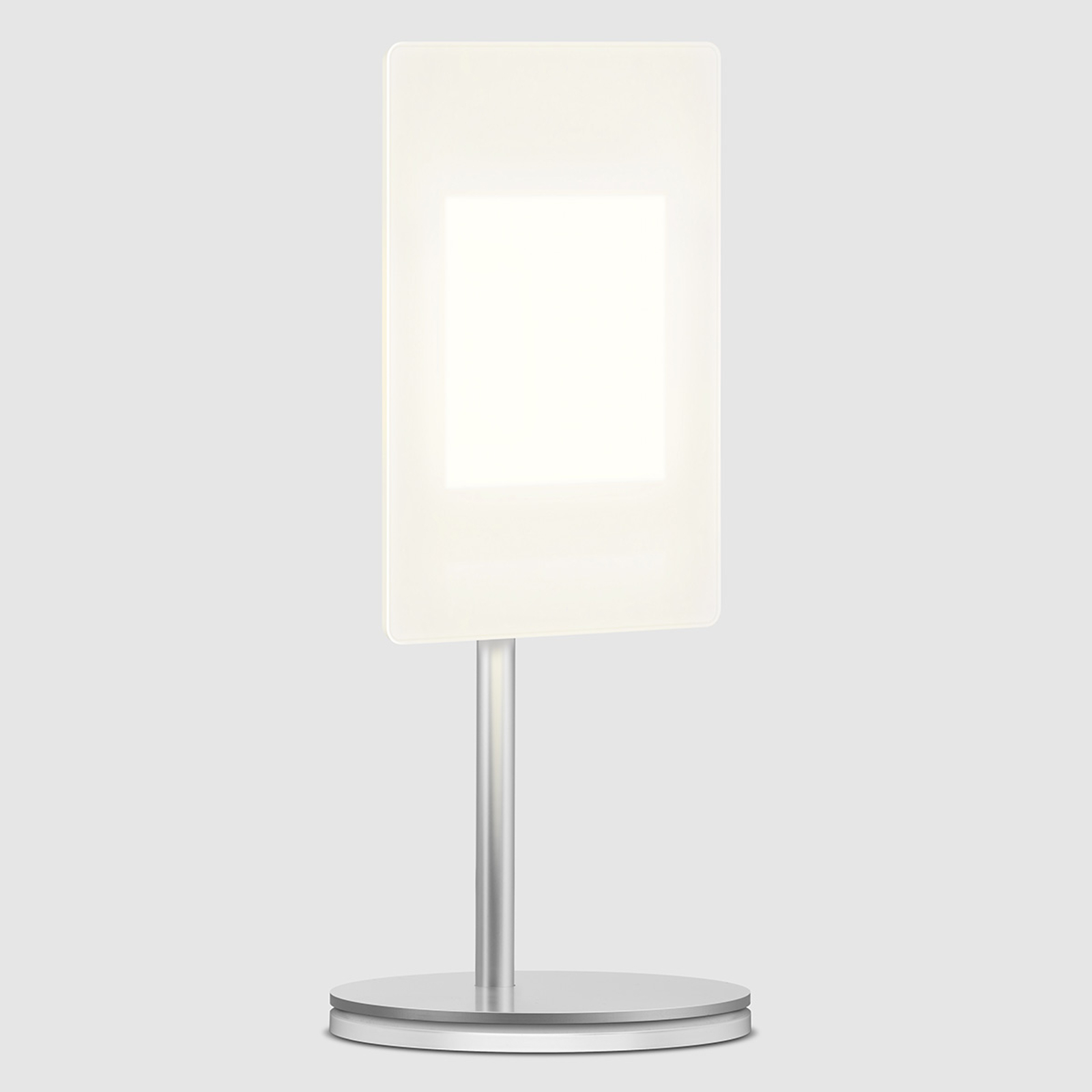 OLED-bordlampe OMLED One t1 med OLED, hvit