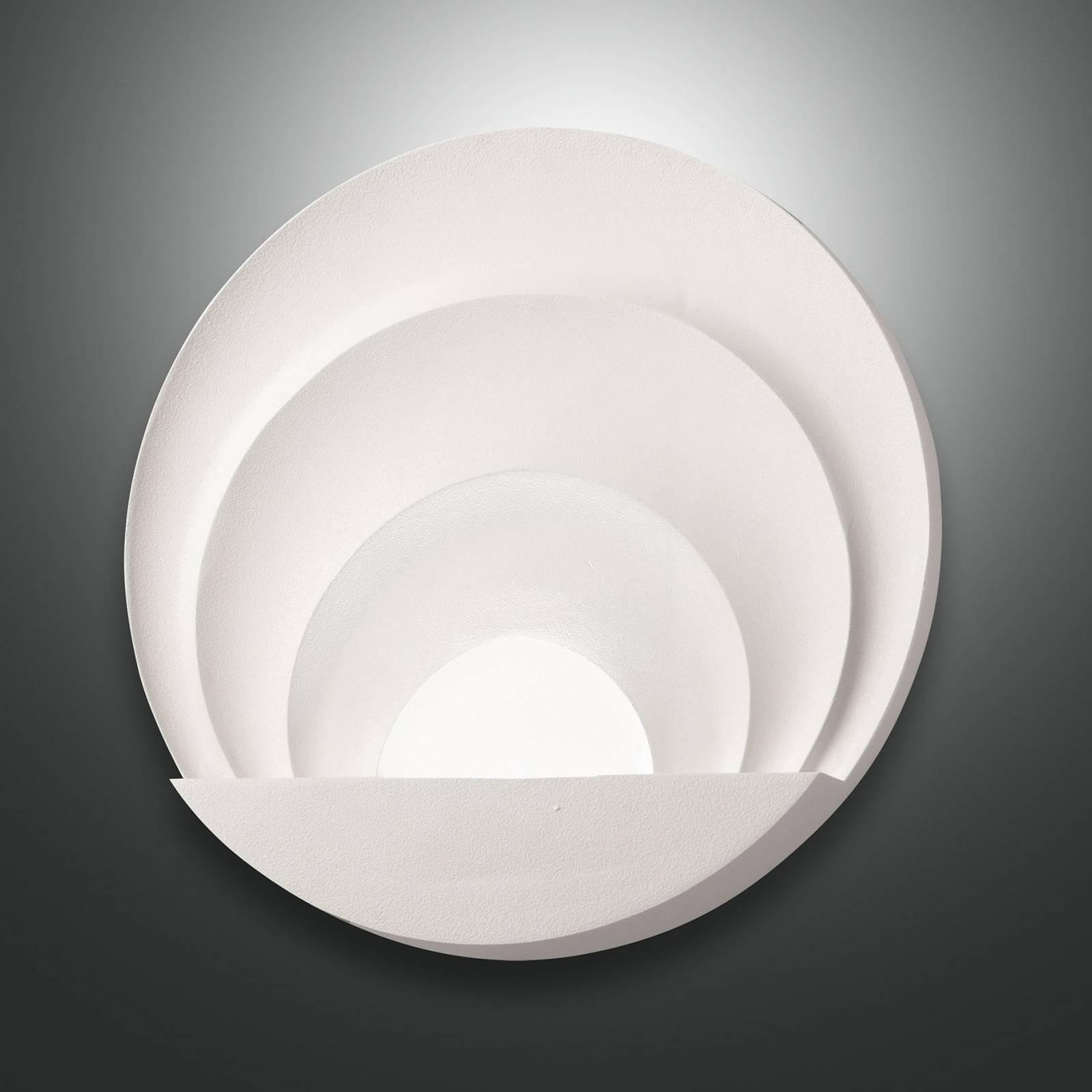 Applique LED Sunrise, blanche