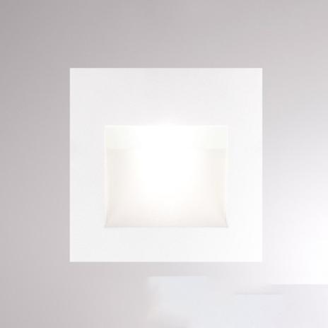 Oprawa wpuszczana ścienna LED Pan