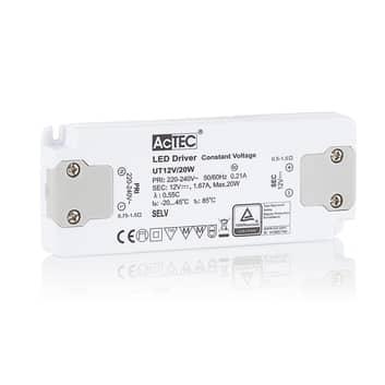 AcTEC Slim LED-Treiber CV 12V, 20W