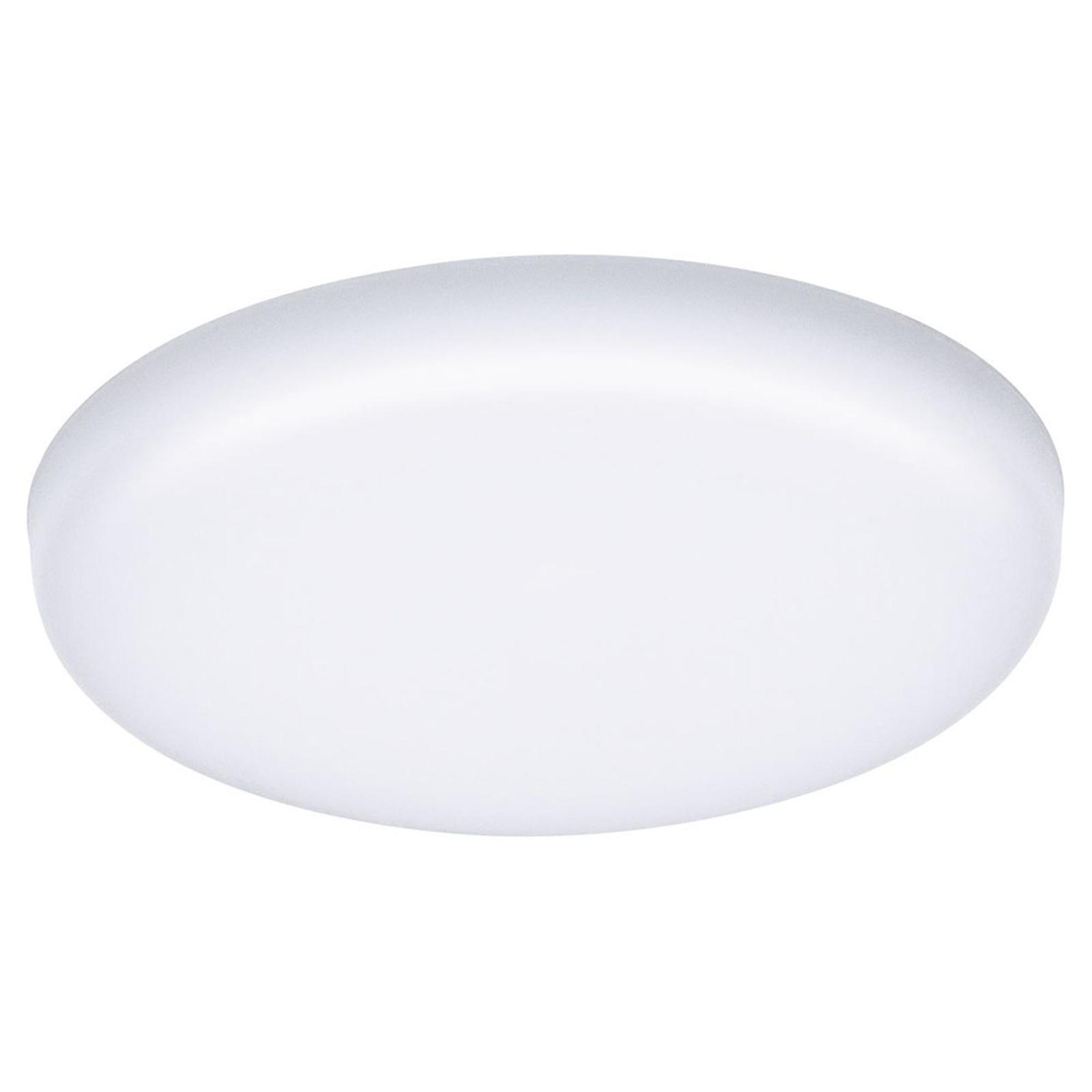 Paulmann LED-Panel Veluna 3.000K rund 7,5cm
