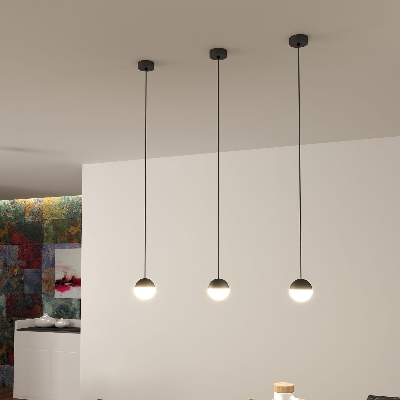 LED-Hängeleuchte Custo, einflammig
